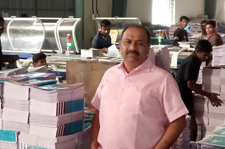 Within three months since the installation, the new binders have delivered more than 10-lakh books each
