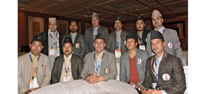 55 official delegates from Nepal are attending the show