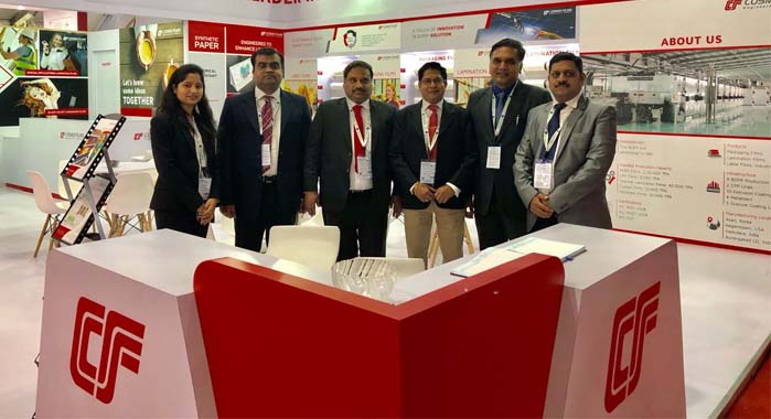 Team Cosmo at PlastIndia