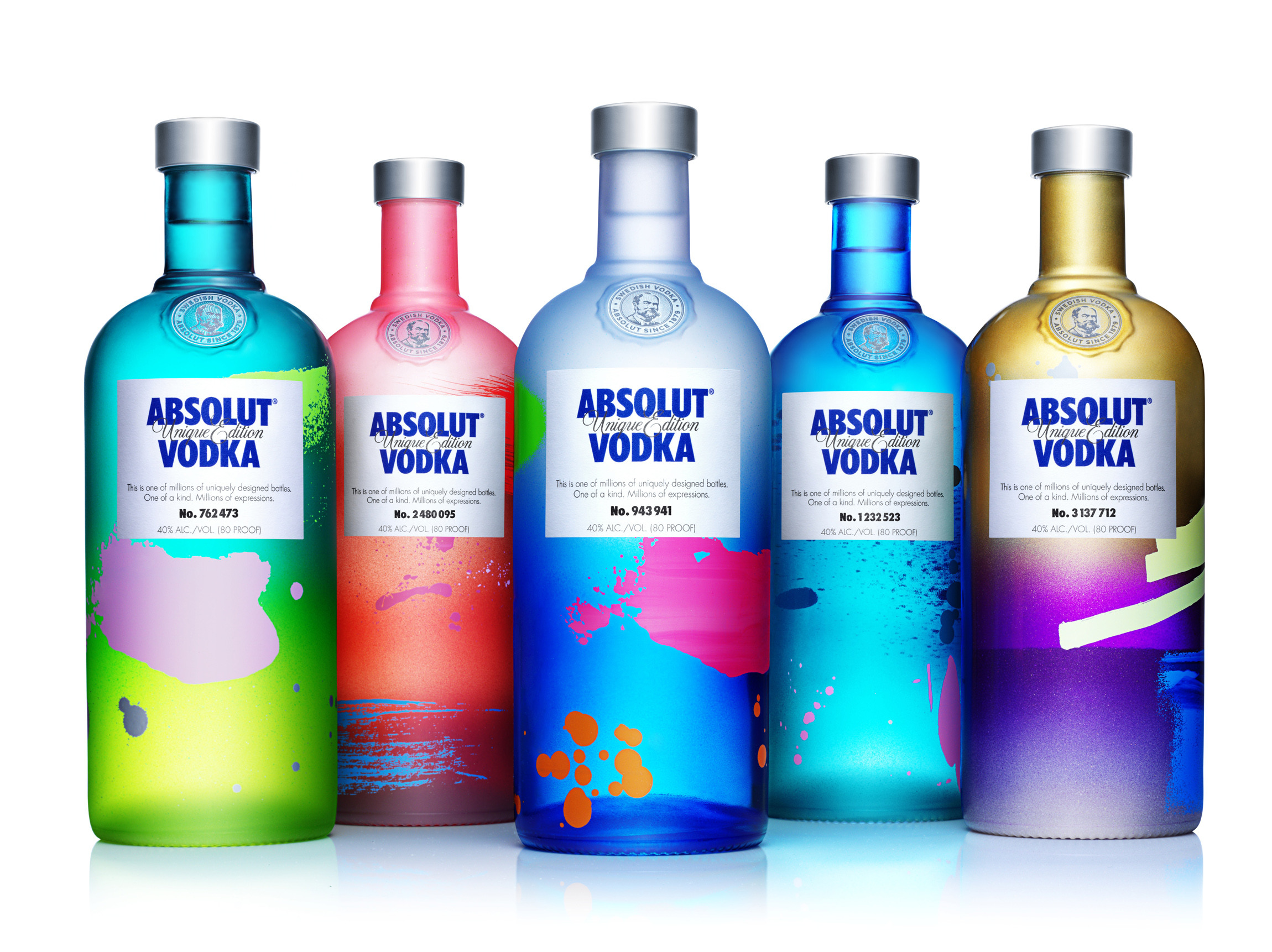 Unlike any other, Absolut Vodka is spearheading the trend towards individual bottles. (Photo: Deutscher Verpackungspreis)