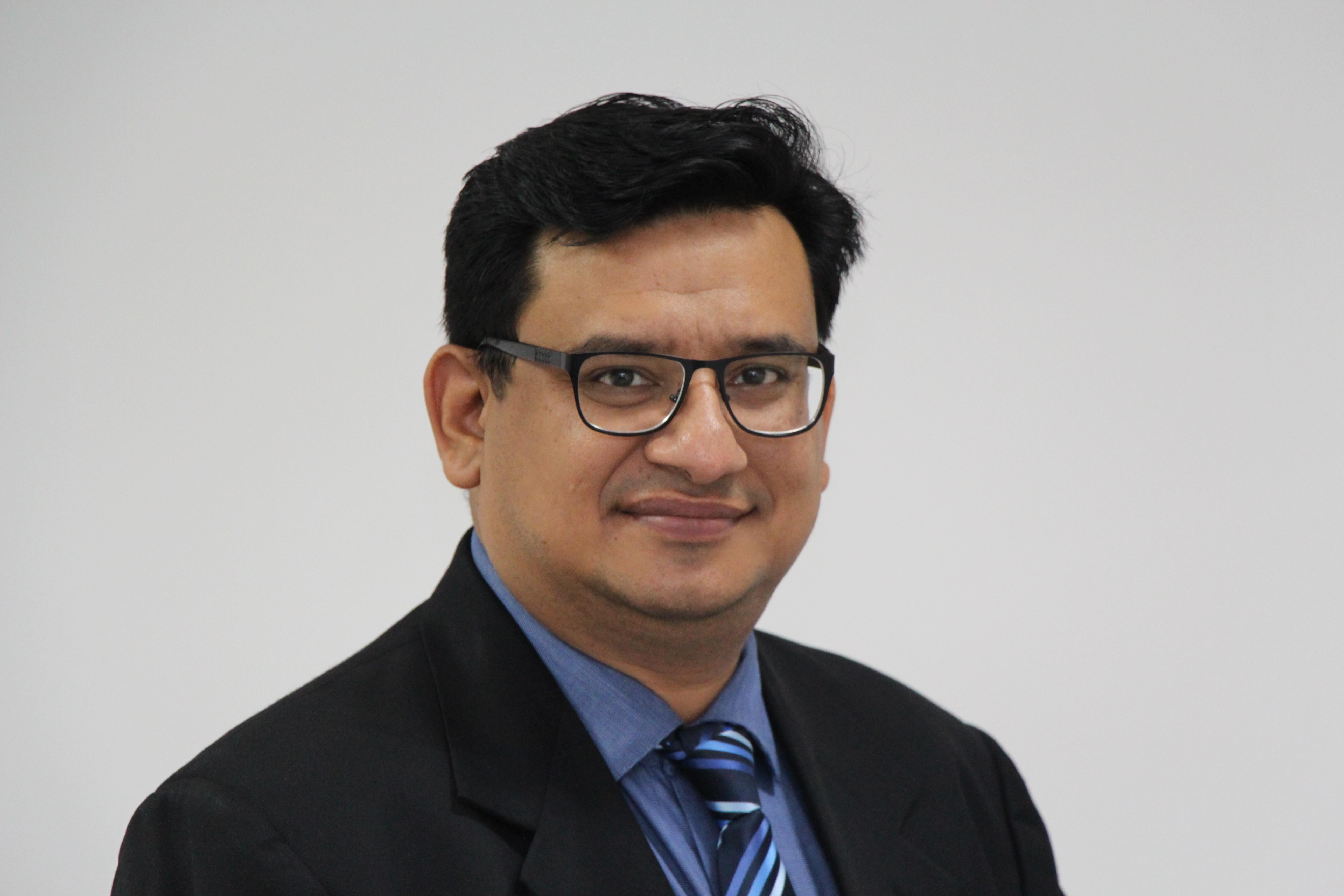 Sambit Misra, the new chief operating officer at Ricoh