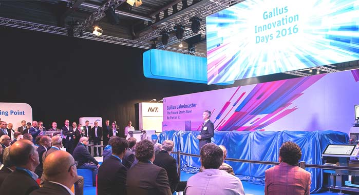 Image from the Gallus Innovation Days 2016