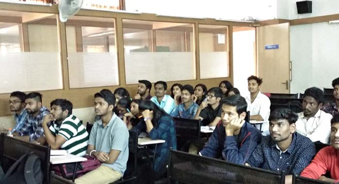 Student of PVG Pune attended the webinar on safe packaging