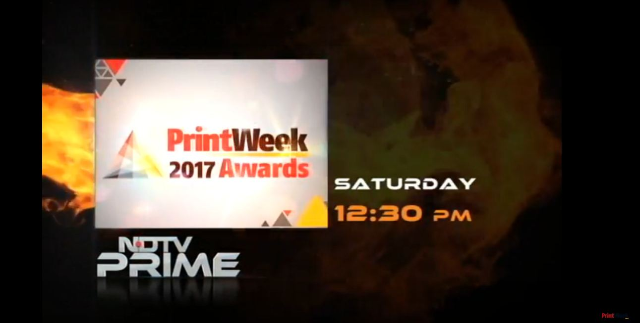 PrintWeek India Awards to be telecast on NDTV