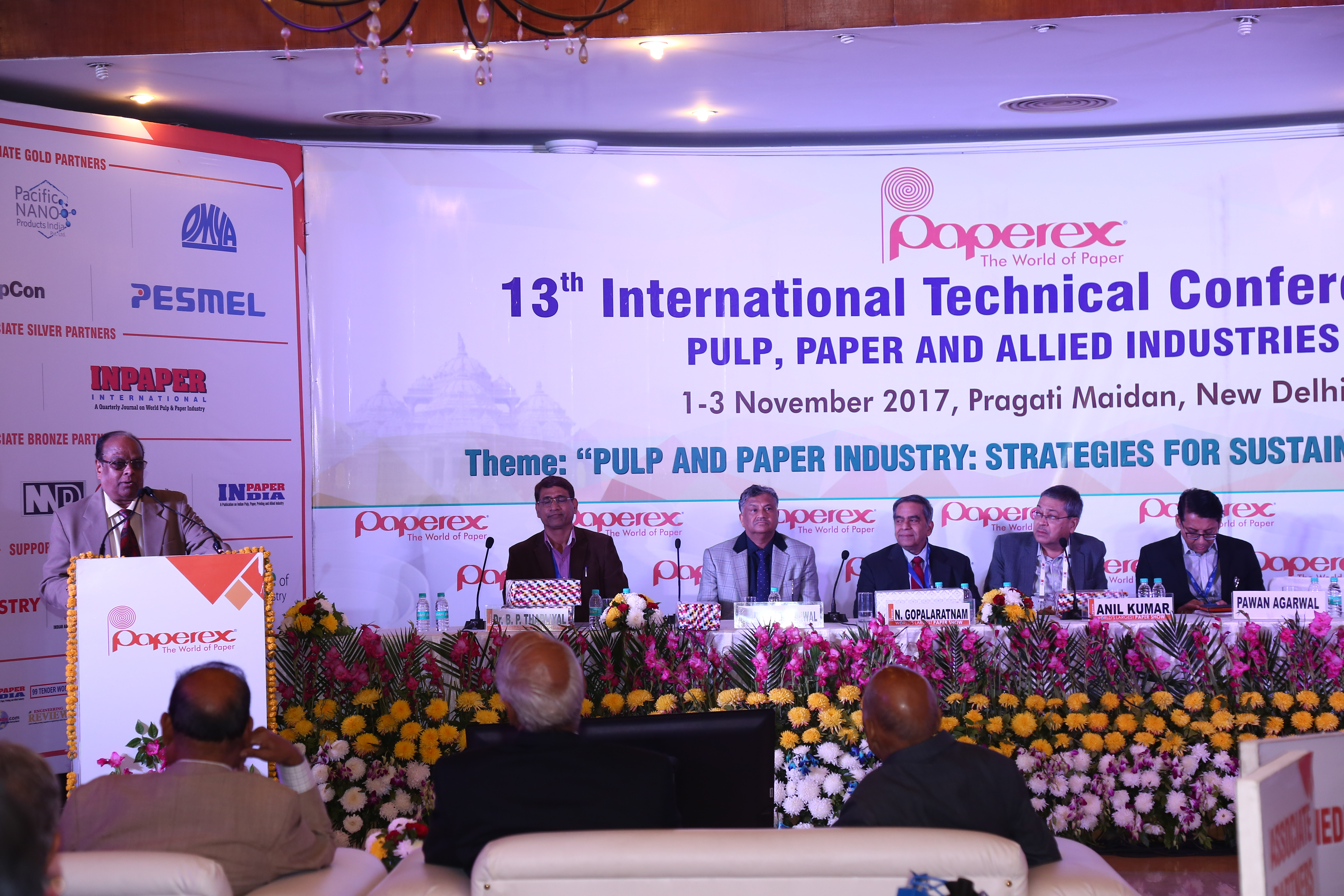 A session during the International Technical Conference