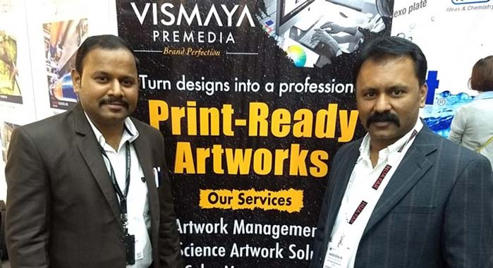 Chinna Babu T, founder and managing director with M Narendra Kumar, director – marketing and business development