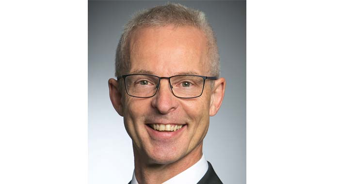 Joachim Kranz, head of sales, sheetfed, IST Metz