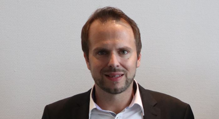 Thomas Gohl, sales manager for sheetfed application at IST Metz, and responsible for the company's India business