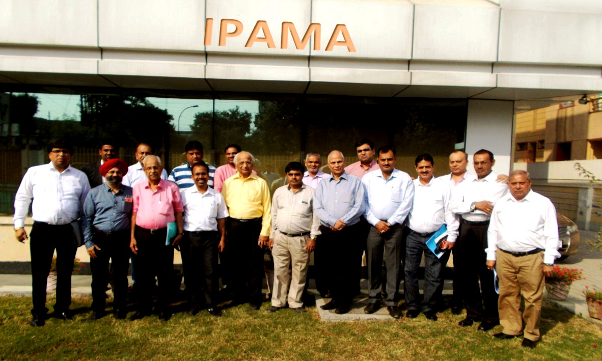 The newly-elected body of IPAMA