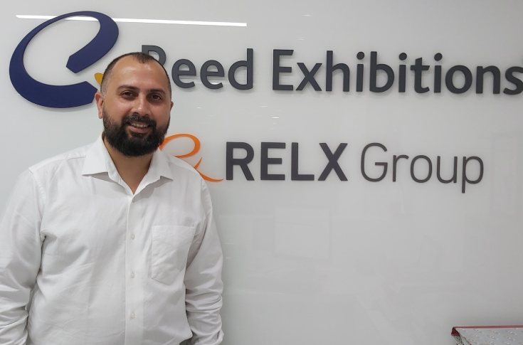 Prateek Kaushik, the portfolio director – Next Events (a member of Reed Exhibitions and a part of Relx Group