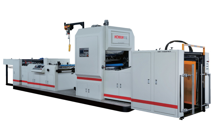 HM 110YT automatic lamination machine