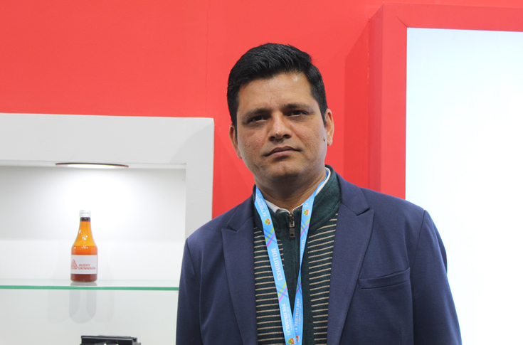 Manish Gulati, national sales manager, Avery Dennison
