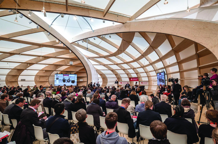 In its fourth years, as one of Frankfurter Buchmesse's leading trade events, The Markets conference focused on successful revenue models from markets from all around the world