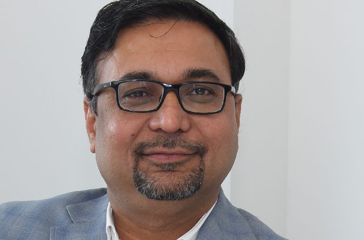 Sanjay Kapote, CEO of Manjushree Technopack