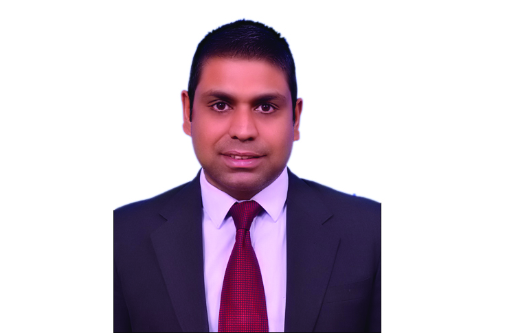 Omparkash Sharma, regional sales head – Northern India (Managed Services Programs), Taylor