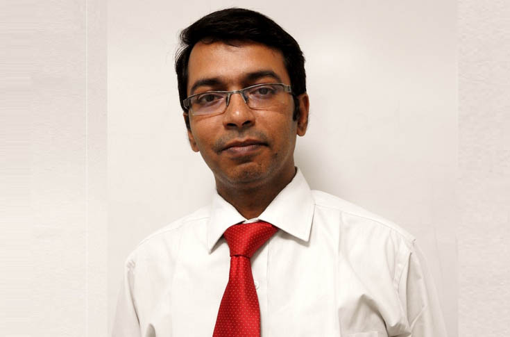 Ganeshkumar V, product manager, print and packaging, DQS